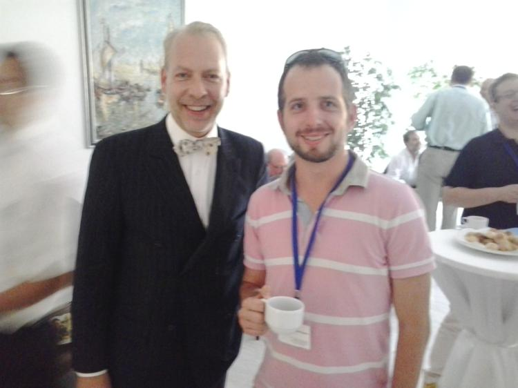 Jeff Tucker & Roman Skaskiw PFS 2012